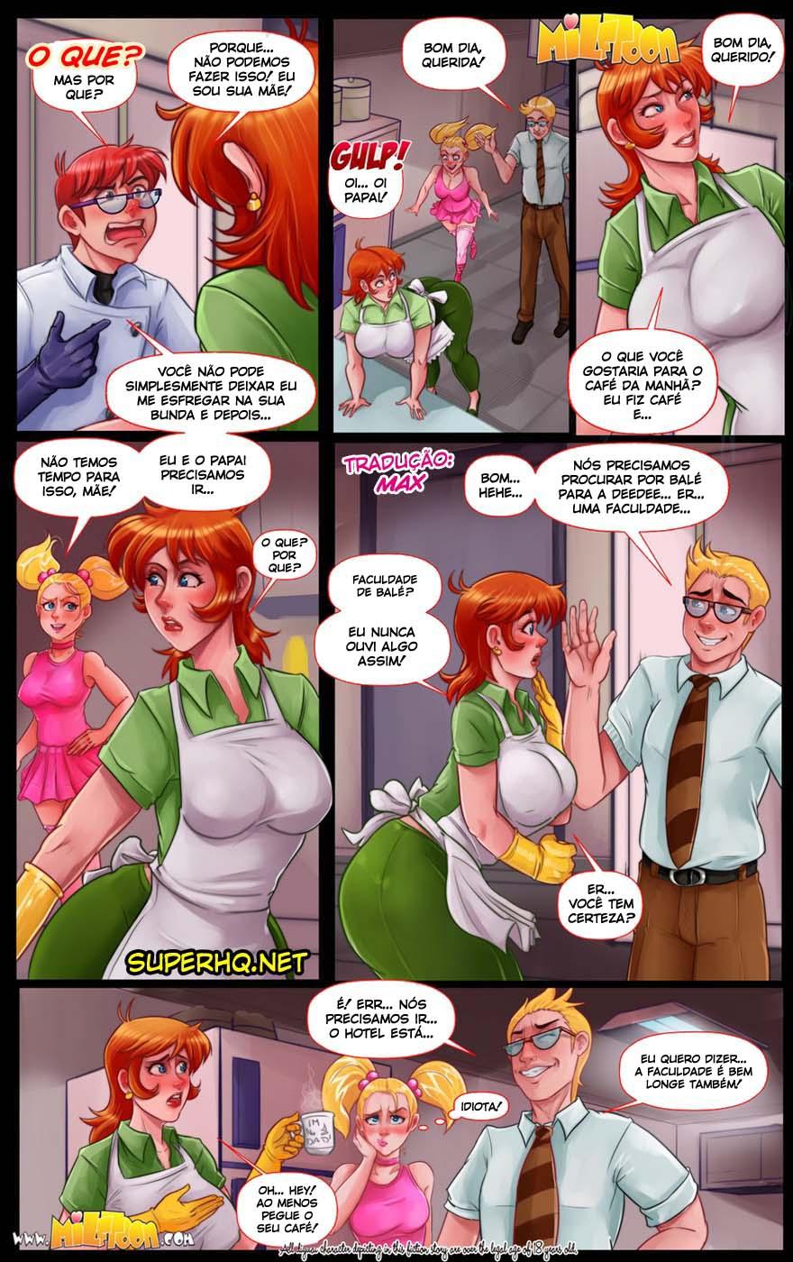 Dexter sexo em familia Parte 1
