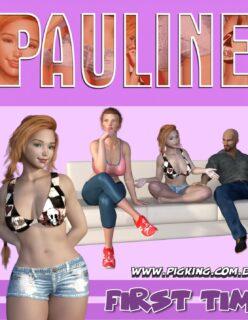 Pauline: A filha gostosa