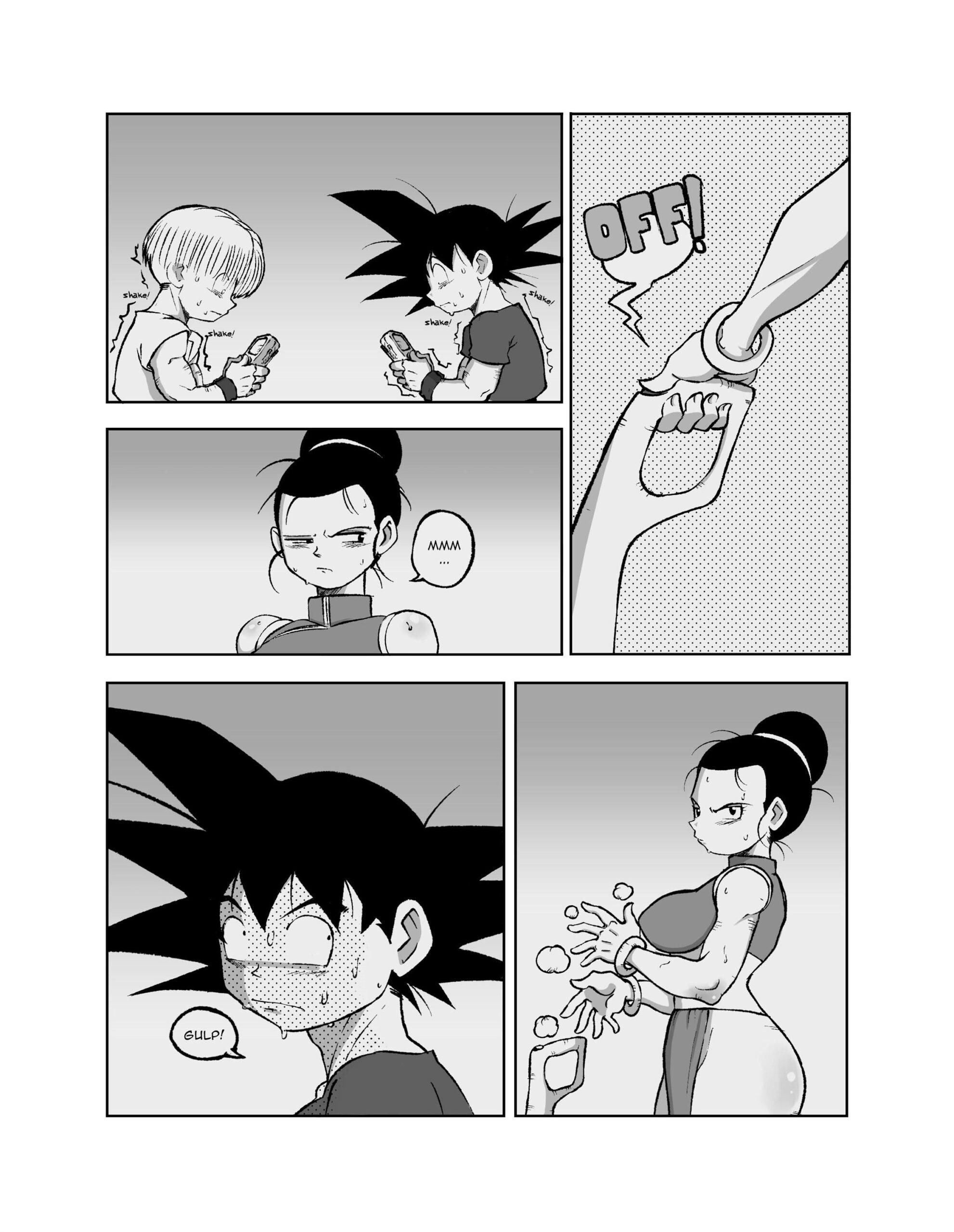 Dragon ball: Incesto