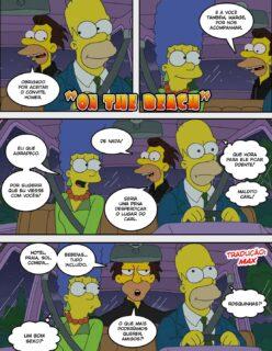 Os simpsons: Traindo Homer