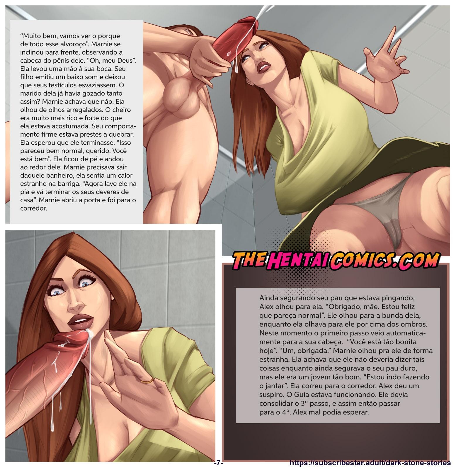O guia 1: Como seduzir mãe