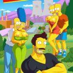 Cartoon porno simpsons